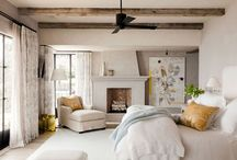 Bedrooms / by Stephanie Fisher Designs