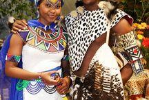 Yebo Baba Zulu wedding styling ideas