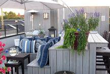Rooftop Gardens/Deck