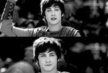 Logan Lerman // Percy jackson