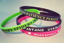 For Motivation / Custom wristbands for motivation!