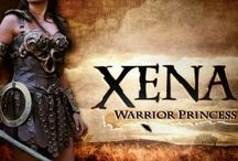 Xena / Xena Warriors princess