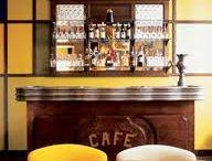 paris cafe interior
