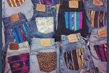 Crear pantalones