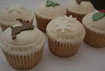 Christmas Cakes and Cupcakes / All things Christmas cake, cupcakes and other treats