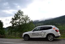 SBS supporting BMW X Tour Romania / Travel accessories tested beyond normal conditions