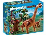 Dinosaurios Playmobil