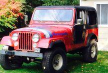 Project jeep renegade / Dream ride