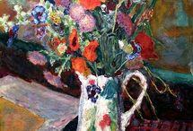 bonard paintings