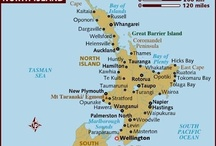New Zealand, North Island