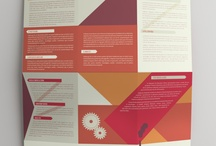 brochure Design / by Hussain Khalil