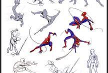 Comic art draw stuff