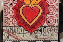 Sacred Hearts -- Bombshell Stamps