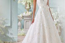 vestidos de noiva em tule e renda