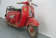 Agrati Garelli Capri 50 cc by Orestis Nikou / Αn amazing restoration project!