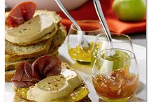 Saint Valentin / Un dîner à deux, un dîner en amoureux...avec du Foie Gras et du Magret !