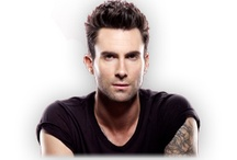 Adam Levine / Adam Levine / by Heather Rowland