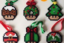 Jul hama beads