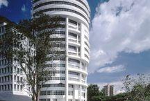 RM 1999 Camden Medical Centre Singapore 1990 - 1999 / RICHARD MEIER