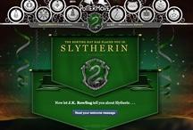 FYEAH HOGWARTS / go go Slytherin babyyy