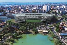Stadiums for FIFA / Catch the Glimpse of Stadium for Football World Cup 2014