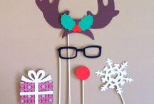 decoración/fiesta Navidad