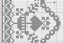 Filet Crochet! / I have to try this ASAP