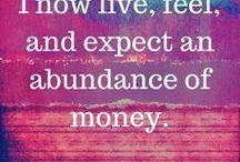 Abundance Academy / Inspiration for Abundance, Financial Prosperity, and Joy. (wealth, money, success)