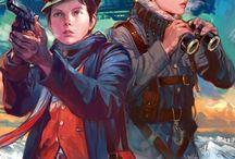 <Steampunk Illust>