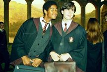 Harry Potter Behind