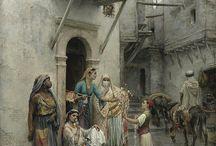 Peinture Algérienne