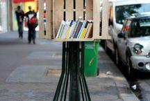 Book exchange design