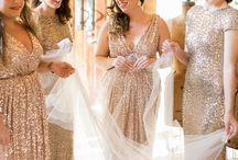 Bridesmaid Dresses / by Casey Glassey