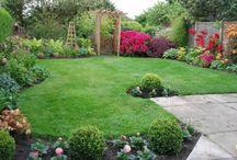 Garden designing