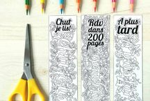 stationery downloadable // Coloring page / Papeterie téléchargeable , des pages de coloriages, coloring book