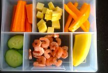 Whole food school lunch boxes
