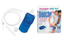 Douche Products for Men and Women / Choose a product where the bulb is soft to the touch and easy to insert, if you are new to this process find an enema product that is capable of holding up to 200ml of water. If you like to be health conscious applying a regular douche is a popular trend for natural cleansing paired with colon therapy.