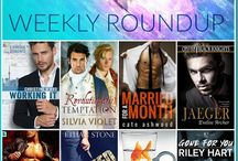 WEEKLY ROUNDUP 2017 / Our regular weekend recap of all our review posts from the week in one easy go. If you have missed any of our reviews here's your chance to browse over them all agai in one convenient post. Take a look and see what you may have missed.