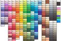 Crafts - color / ink