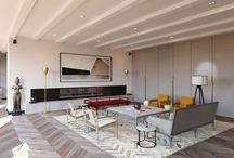 Akar in NewYork / Akar de Nissim's interiors in New York City #Home #Decor #Luxury #Lifestyle