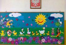 dekorace stěna