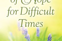 Promises of Hope (non-Fiction) / The 140 Scripture-based reflections bring hope and encouragement in the wilderness places of our lives and remind us all that in the midst of life's winters, there remains the promise of spring.