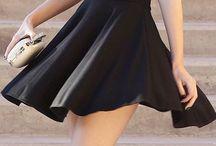 dresses(: / by Samantha Bean
