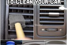 tips to clean ur car