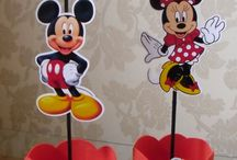 Fiestas mickey mouse