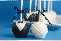 Wedding Cake Pops!