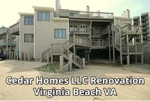 We Buy Houses Virginia Beach / Do you need to sell your house in Virginia Beach VA?  Cedar Homes LLC is a Virginia based Real Estate investment company.  On this board we will feature some of the homes and remodels we have done in Virginia Beach.