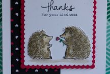 Stampin Up - Love you Lots.