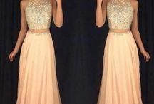 vestidos de graduación
