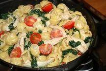 pasta gerechten